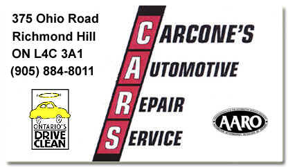 Carcone's Automotive Repair Service